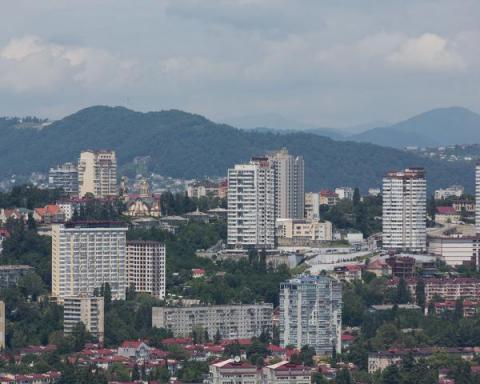 Недвижимость в Сочи - разброс цен в зависимости от класса жилья