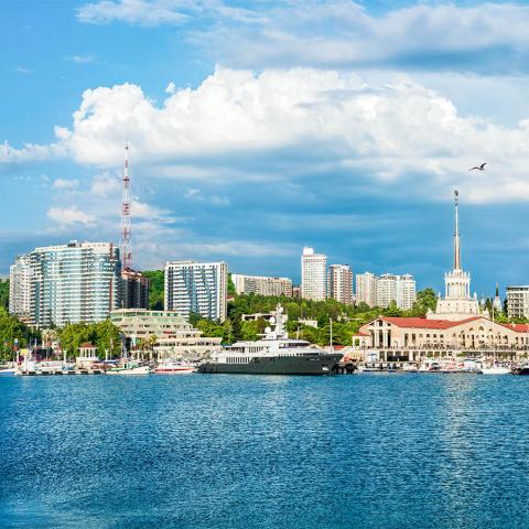 Недвижимость в Сочи. Последние новости